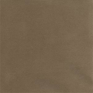 Henry Stone Solid Tan Velvet Upholstery Fabric