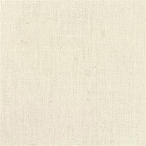 Unbleached Muslin Natural Cotton Multi Use Fabric - By the 25 Yard Bolt