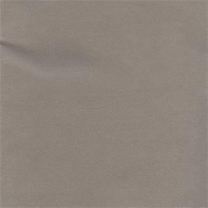Henry Jute Solid Gray Velvet Upholstery Fabric