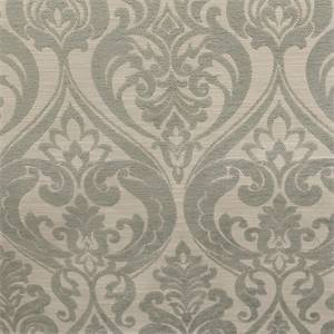 M9904 Trellis Linen Gray Floral Upholstery Fabric By Barrow