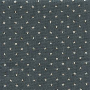 Mini Star Gunmetal Gray Loni Metallic Drapery Fabric by Premier Prints 30 Yard Bolt