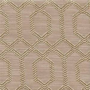 Parquet Rosedust Pink Geometric Upholstery Fabric