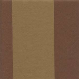 Countess Antler Brown Gold Wide Vertical Stripe Drapery Fabric