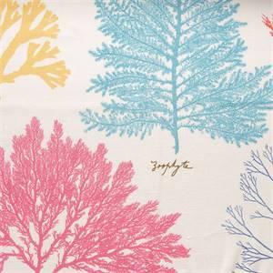 Deep Sea Coral Island by P Kaufmann Fabrics