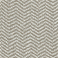 Olan Pewter Herringbone Upholstery Fabric