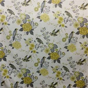 Bountiful Dandelion by Richloom Platinum Fabrics
