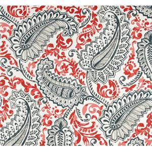 Shannon Indian Coral Outdoor by Premier Prints Fabrics 30 Yard bolt