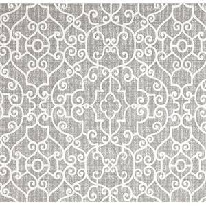 Ramey Light Grey Outdoor by Premier Prints Fabrics 30 yard bolt