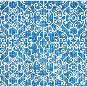 Ramey Cobalt Outdoor by Premier Prints Fabrics 30 yard bolt