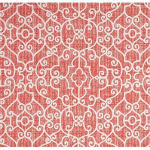 Ramey Indian Coral Outdoor by Premier Prints Fabrics 30 Yard bolt