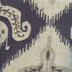 Maya Ensign Ikat Upholstery Chenille