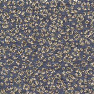 Simba Lapis Animal Print Drapery Fabric