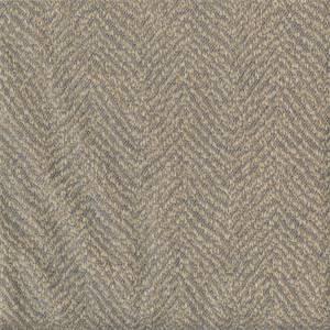 Baxter Pewter Herringbone Drapery Fabric