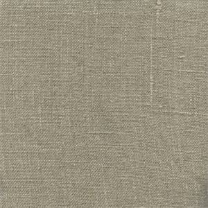 Quincy Natural Solid Linen Drapery Fabric