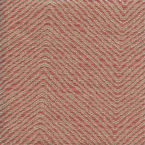 Sutton Rhubarb Herringbone Upholstery Fabric