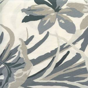 Bermuda Bay Oyster Cotton Drapery Fabric