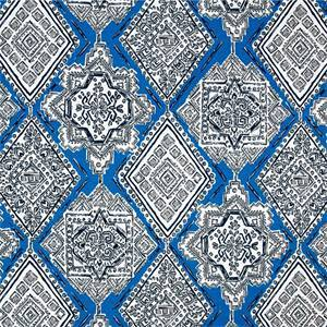 Milan Cobalt Outdoor Upholstery Fabric by Premier Prints Fabrics 30 Yard Bolt