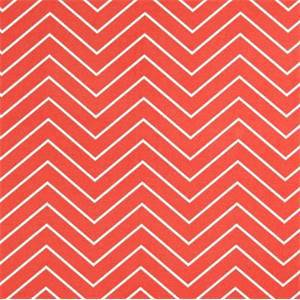 Chevron Indian Coral Outdoor Upholstery Fabric by Premier Prints Fabrics 30 Yard Bolt