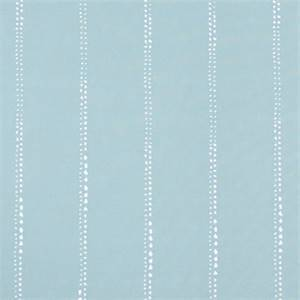 Carlo Spa Blue Stripe Cotton Drapery fabric by Premier Prints Fabrics