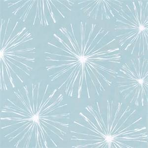 Sparks Spa Blue Drapery Fabric by Premier Prints Fabrics 30 Yard Bolt