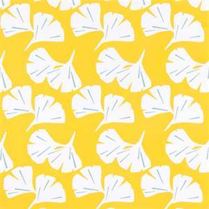 Ginko Mimosa Fan Floral Cotton Drapery Fabric by Premier Prints Fabrics 30 Yard Bolt