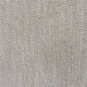 Rockport Grey Herringbone Upholstery Fabric