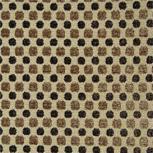 Lexington Taupe Dot Upholstery Fabric