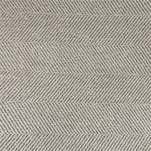 Thumper Natural Herringbone Upholstery  Fabric