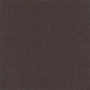 Cambric Charcoal Solid Linen Look Upholstery Fabric