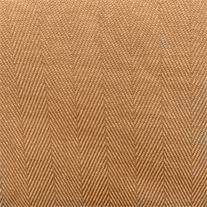 Brixby Herringbone Upholstery Fabric in Tortoise Brown