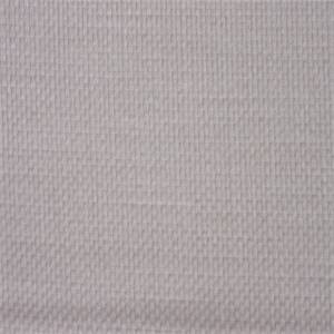 Nubby Bleached White Basketweave All Purpose Fabric
