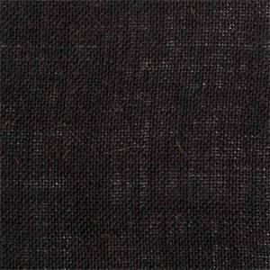 60 Inch Burlap Black