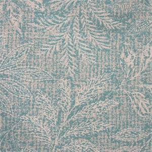 Arcadia Aqua Blue Upholstery Fabric