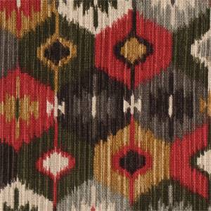 Bulan Madden Fireworks Ikat Fabric by Swavelle Millcreek
