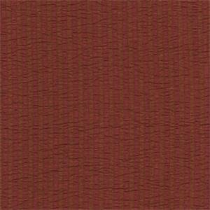 Copan Volcano Red Faux Silk Stiped fabric