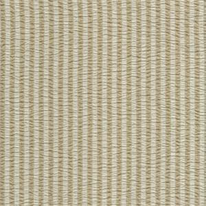 Copan Tea Leaf Ivory Faux Silk Stiped Fabric