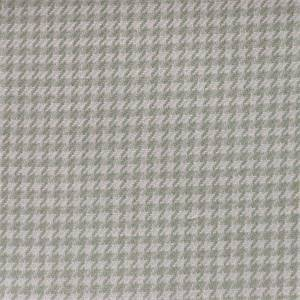 Chatham Houndstooth Aqua Green Linen Fabric by Waverly Fabrics