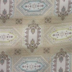 WH-14 Sultan Geometric Harvest Gold Upholstery Fabric