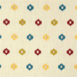 Cleron Confetti Embroidered Dot Fabric by Swavelle Millcreek