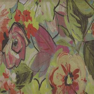 Alvo Splendid Powder Rose Floral Drapery Fabric by Swavelle Mill Creek