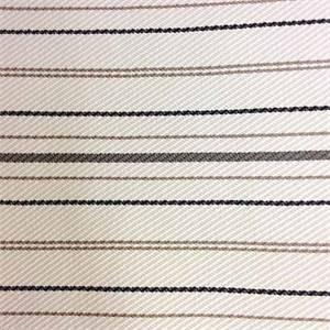 Timber Ridge Stripe Charcoal Upholstery Fabric
