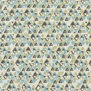Acute Formica Green Natural Cotton Drapery Fabric by Premier Print Fabrics 30 Yard Bolt