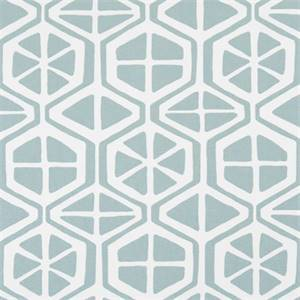 Aiden Spa Blue Cotton Drapery Fabric by Premier Print Fabrics 30 Yard Bolt