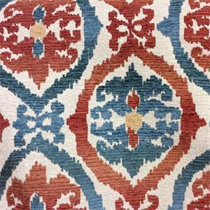 Daloni Autumn Ikat Upholstery Fabric by Swavelle Millcreek