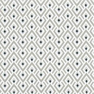 Archery Taupe French Gray Printed Cotton Drapery Fabric by Premier Print Fabrics 30 Yard Bolt