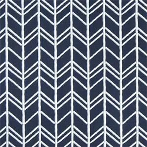 Bogatell Vintage Indigo Printed Cotton Drapery Fabric by Premier Print Fabrics 30 Yard Bolt