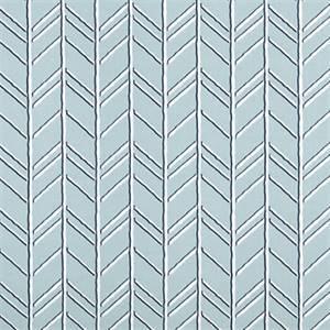Bogatell Spa Blue Printed Cotton Drapery Fabric by Premier Print Fabrics 30 Yard Bolt