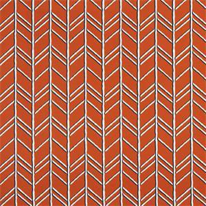 Bogatell Orange Indoor/Outdoor Fabric by Premier Print Fabrics 30 Yard Bolt