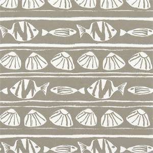 Caicos Oyster Indoor/Outdoor Fabric by Premier Print Fabrics 30 Yard Bolt