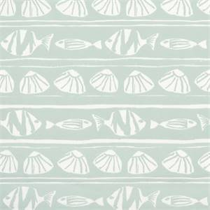 Caicos Blue Stone Indoor/Outdoor Fabric by Premier Print Fabrics 30 Yard Bolt